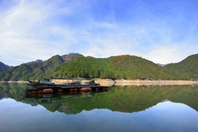 ダム湖周遊-5